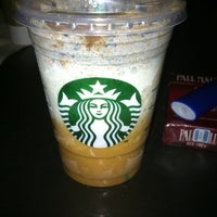 Photo taken at Starbucks by Wesley S. on 10/17/2011