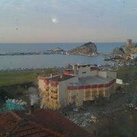 Photo taken at Grand Şile Otel by Pınar B. on 12/11/2011