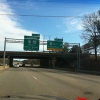 Photo taken at I-440 Beltline by Joe M. on 2/20/2011
