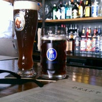 Photo taken at Pilsener Haus & Biergarten by Damien B. on 9/4/2011