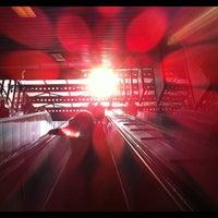 Photo taken at Levent Metro İstasyonu by Arda B. on 3/4/2012