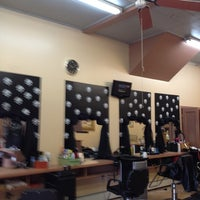 Photo taken at Bella Vita Salon by Alicia R. on 3/20/2012
