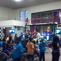 Photo taken at First Baptist Church Of Trenton by John M. on 8/17/2012