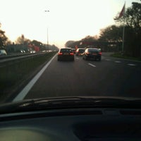 Photo taken at N205 Richting Haarlem by Rob S. on 11/13/2011