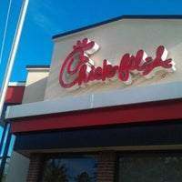 Photo taken at Chick-fil-A by Bill M. on 10/8/2011