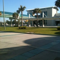 Photo taken at Gulfport-Biloxi International Airport (GPT) by TOFFY T. on 4/14/2012