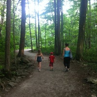 Photo taken at Crawford Lake Conservation Park by Justin S. on 7/14/2012