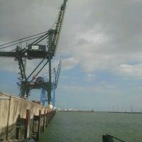 Photo taken at Dok Zeebrugge Psa by Timothy D. on 9/5/2012