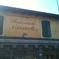 Photo taken at Ciccarelli Ristorante by Marco M. on 2/14/2012