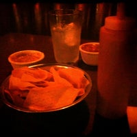 Photo taken at El Charro Restaurant and Cocktail Lounge by Mike C. on 10/7/2011