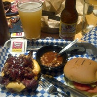 Photo taken at Famous Dave's Bar-B-Que by Adam S. on 7/1/2012