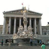 Photo taken at Parliament by Yeonsu H. on 9/4/2012
