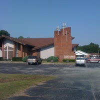 Photo taken at Southside Baptist Church by Richard M. on 5/22/2011