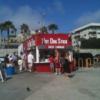 Photo taken at Hot Dog on a Stick by Don L. on 7/29/2011