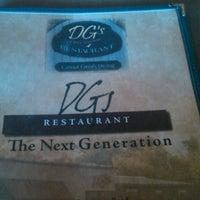 Photo taken at DG's Family Restaurant by Jim M. on 9/26/2011