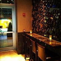 Photo taken at ei8htstone bar & restaurant by Masum R. on 1/31/2012