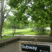 Photo taken at MTA Subway - 15th St/Prospect Park (F/G) by Barbara A G. on 5/8/2012