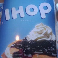 Photo taken at IHOP by Jonathan D. on 7/28/2011