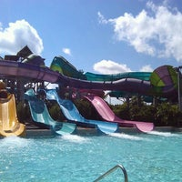 Photo taken at Aquatica, SeaWorld's Waterpark Orlando by Cris M. on 9/5/2011