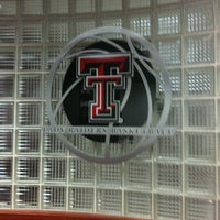 Photo taken at TTU - United Supermarkets Arena by Jenise W. on 2/19/2011