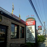 Photo taken at Buxy's Salty Dog Saloon by Terri L. on 9/13/2011