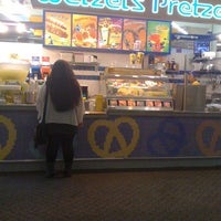 Photo taken at Pretzelmaker by dena r. on 3/21/2012