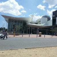 Photo taken at Gautrain Sandton Station by fm.no.mad/ZA on 11/26/2011