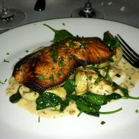 Photo taken at Timpano Italian Chop House by Kaia T. on 1/22/2012
