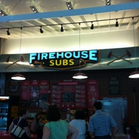 Photo taken at Firehouse Subs by beckie l. on 3/2/2012