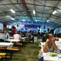 Photo taken at Sagra - Sport & Music Festival by Alberto Carlo C. on 7/14/2012