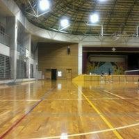 Photo taken at 糸満市立 兼城中学校 by maijun on 4/19/2012
