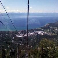Photo taken at Heavenly Gondola by Jason on 5/28/2012