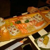 Photo taken at Irifune Restaurant Japonés by Luzcita G. on 7/12/2012