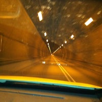 Photo taken at Liberty Tunnel by Dawn B. on 3/6/2012