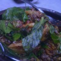 Photo taken at Porteño by Annie C. on 12/19/2011