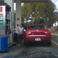 Photo taken at Costco Gas by Steve D. on 10/8/2011