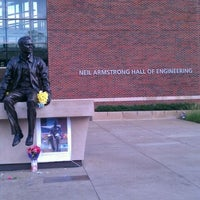 Photo taken at Neil Armstrong Hall Of Engineering (ARMS) by Susie H. on 9/1/2012