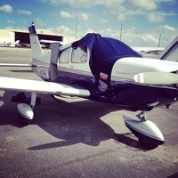 Photo taken at North Palm Beach County General Aviation Airport (F45) by David G. on 12/1/2011