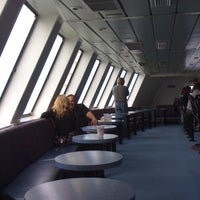 Photo taken at Bridgeport & Port Jefferson Ferry by Debbie F. on 9/17/2011