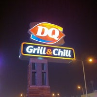 Photo taken at Dairy Queen by Habeeb A. on 3/20/2012
