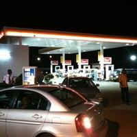 Photo taken at Shell by Kwesi B. on 10/2/2011