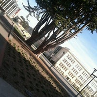 Photo taken at USF - Quad by ReyVolutionX on 12/20/2011