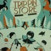 Photo taken at Trippin' Store by nSSn R. on 8/29/2011
