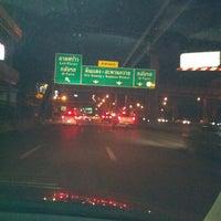 Photo taken at Vibhavadi Rangsit Road by TIN S. on 10/4/2011