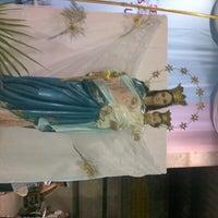 Photo taken at Parroquia Maria Auxiliadora by Maria Lilian O. on 8/13/2012