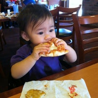 Photo taken at Shakey's Pizza Parlor by Martin M. on 6/10/2012