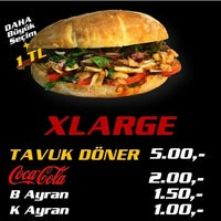 Photo taken at Hatay Döner by taner g. on 11/2/2011