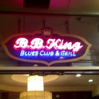 Photo prise au B.B. King Blues Club & Grill par Luis C. le9/3/2011