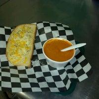 Photo taken at Jarrettsville Creamery & Deli by Marcus S. on 4/16/2012