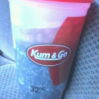 Photo taken at Kum & Go by Teresa W. on 2/15/2012
